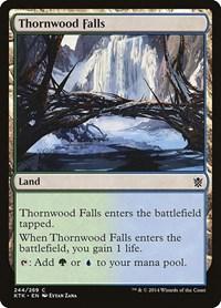 Thornwood Falls, Magic: The Gathering, Khans of Tarkir