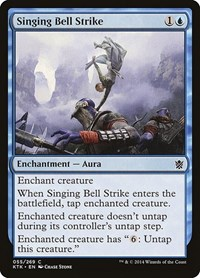 Singing Bell Strike, Magic: The Gathering, Khans of Tarkir