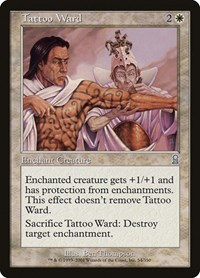 Tattoo Ward, Magic: The Gathering, Odyssey