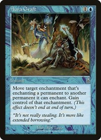 Aura Graft, Magic: The Gathering, Odyssey