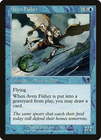 Aven Fisher, Magic: The Gathering, Odyssey