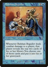 Balshan Beguiler, Magic: The Gathering, Odyssey