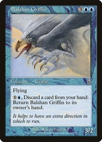 Balshan Griffin, Magic: The Gathering, Odyssey
