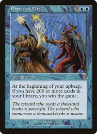 Battle of Wits, Magic: The Gathering, Odyssey