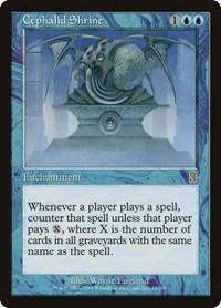 Cephalid Shrine, Magic: The Gathering, Odyssey