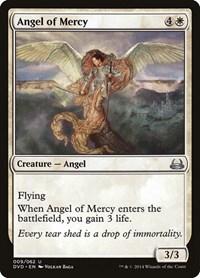 Angel of Mercy, Magic: The Gathering, Duel Decks: Anthology