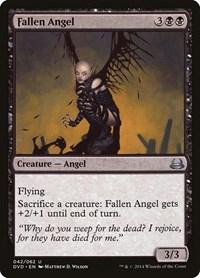 Fallen Angel, Magic, Duel Decks: Anthology