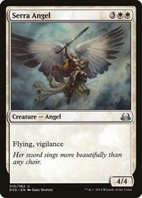 Serra Angel, Magic: The Gathering, Duel Decks: Anthology
