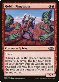 Goblin Ringleader, Magic: The Gathering, Duel Decks: Anthology