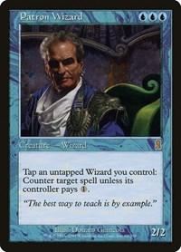 Patron Wizard (Foil)