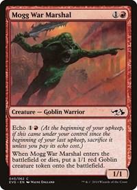 Mogg War Marshal, Magic, Duel Decks: Anthology