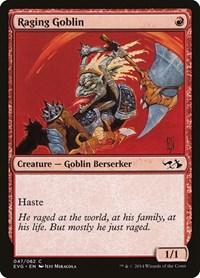 Raging Goblin, Magic: The Gathering, Duel Decks: Anthology