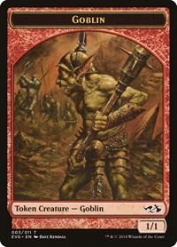 Goblin Token (Elves vs. Goblins), Magic: The Gathering, Duel Decks: Anthology