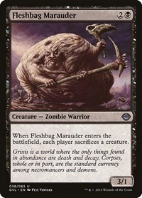 Fleshbag Marauder, Magic: The Gathering, Duel Decks: Anthology