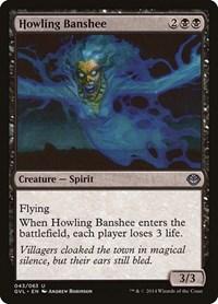 Howling Banshee, Magic: The Gathering, Duel Decks: Anthology