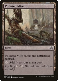 Polluted Mire, Magic: The Gathering, Duel Decks: Anthology