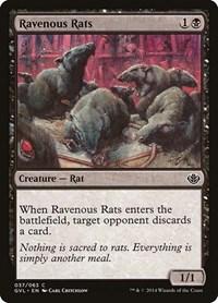 Ravenous Rats, Magic: The Gathering, Duel Decks: Anthology