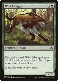 Wild Mongrel, Magic: The Gathering, Duel Decks: Anthology