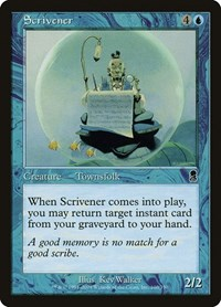 Scrivener, Magic: The Gathering, Odyssey