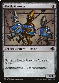 Bottle Gnomes, Magic: The Gathering, Duel Decks: Anthology