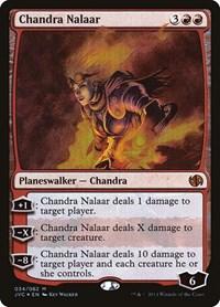 Chandra Nalaar, Magic: The Gathering, Duel Decks: Anthology