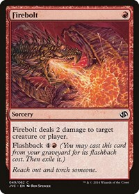 Firebolt, Magic: The Gathering, Duel Decks: Anthology