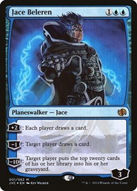 Jace Beleren, Magic: The Gathering, Duel Decks: Anthology