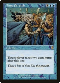 Time Stretch (Foil)