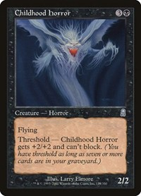 Childhood Horror, Magic: The Gathering, Odyssey