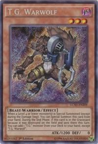 T.G. Warwolf, YuGiOh, Legendary Collection 5D's