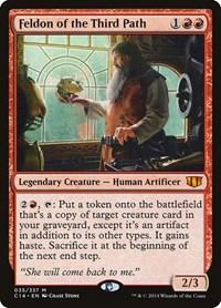 Feldon of the Third Path, Magic: The Gathering, Commander 2014