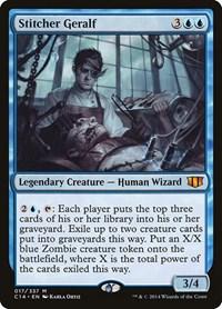 Stitcher Geralf, Magic: The Gathering, Commander 2014