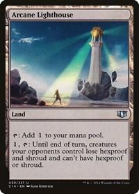 Arcane Lighthouse, Magic: The Gathering, Commander 2014