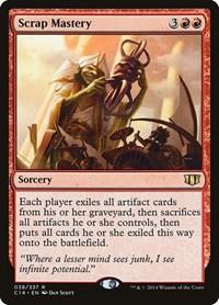 Scrap Mastery, Magic, Commander 2014