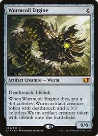 Wurmcoil Engine, Magic: The Gathering, Commander 2014