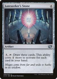 Loreseeker's Stone, Magic: The Gathering, Commander 2014