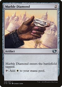 Marble Diamond, Magic: The Gathering, Commander 2014