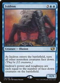 Ixidron, Magic: The Gathering, Commander 2014