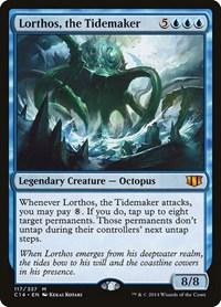 Lorthos, the Tidemaker, Magic: The Gathering, Commander 2014