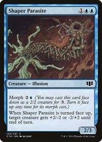 Shaper Parasite, Magic: The Gathering, Commander 2014