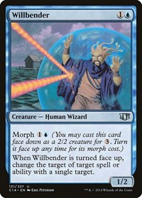 Willbender, Magic: The Gathering, Commander 2014