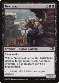 Nekrataal, Magic: The Gathering, Commander 2014