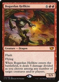 Bogardan Hellkite, Magic: The Gathering, Commander 2014