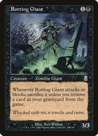 Rotting Giant, Magic: The Gathering, Odyssey