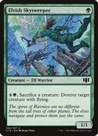 Elvish Skysweeper, Magic: The Gathering, Commander 2014