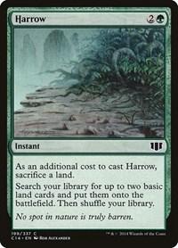 Harrow, Magic: The Gathering, Commander 2014