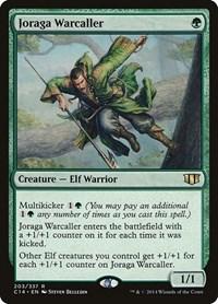 Joraga Warcaller, Magic, Commander 2014