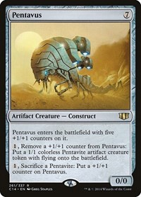 Pentavus, Magic: The Gathering, Commander 2014