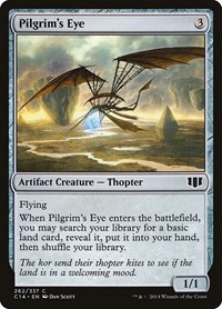Pilgrim's Eye, Magic: The Gathering, Commander 2014