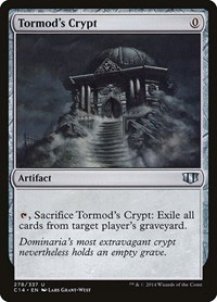 Tormod's Crypt, Magic, Commander 2014